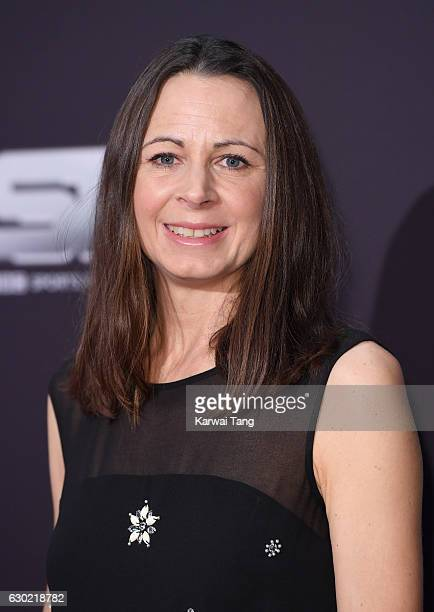 Jo Pavey attends the BBC Sports Personality Of The Year at Resorts World on December 18 2016 in Birmingham United Kingdom