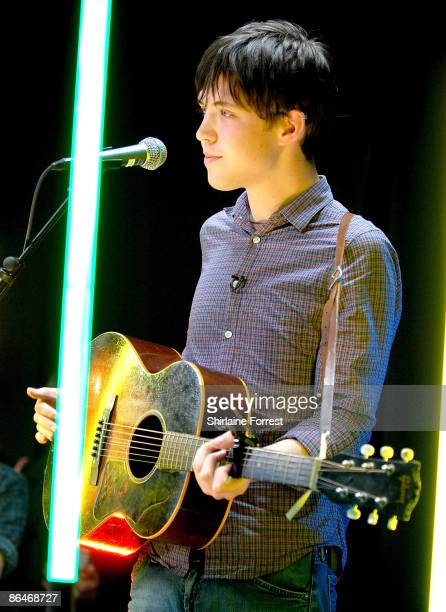 Jo Rose performs at Channel M's 'City Life Social Session' at Urbis on May 6, 2009 in Manchester, England.