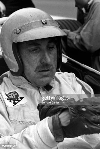 Jo Schlesser Honda RA302 Grand Prix of France RouenLesEssarts 07 July 1968