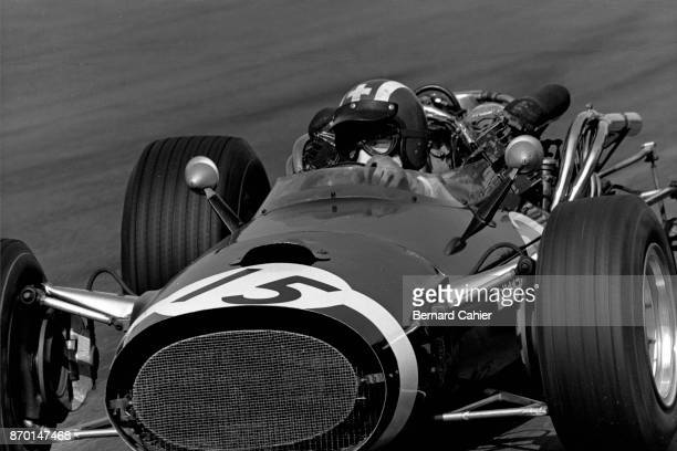 Jo Siffert CooperMaserati T81 Grand Prix of Mexico Autodromo Hermanos Rodriguez Magdalena Mixhuca 22 October 1967