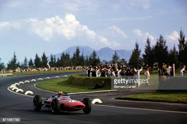 Jo Siffert LotusBRM 24 Grand Prix of Mexico Autodromo Hermanos Rodriguez Magdalena Mixhuca 27 October 1963