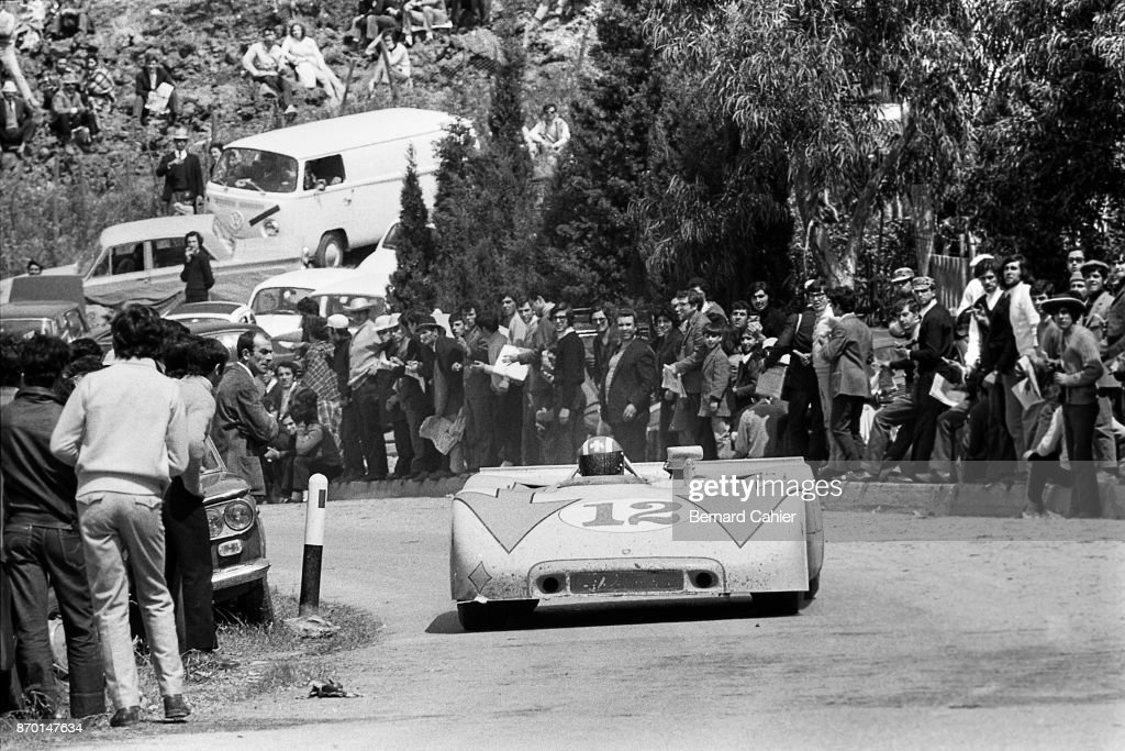 Jo Siffert, Targa Florio : News Photo