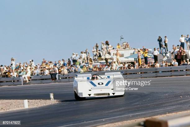 Jo Siffert, Porsche 917 PA Spyder, Can-Am Texas, Texas World Speedway, College Station, Texas, 11 September 1969.
