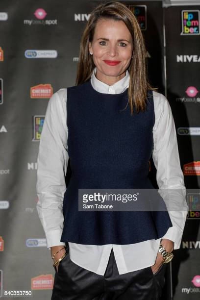 Jo Silvagni arrives at 2017 Campaign Launch Lunch on August 29 2017 in Melbourne Australia