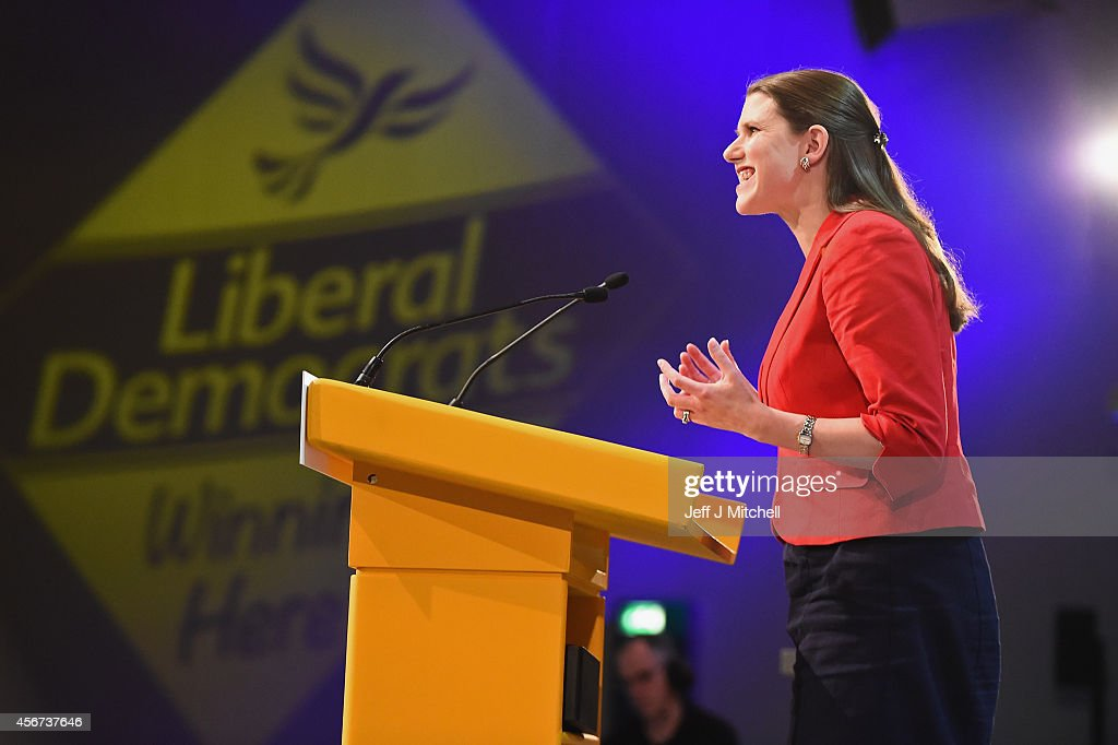 Day Three Of The Liberal Democrats Annual Party Conference : News Photo
