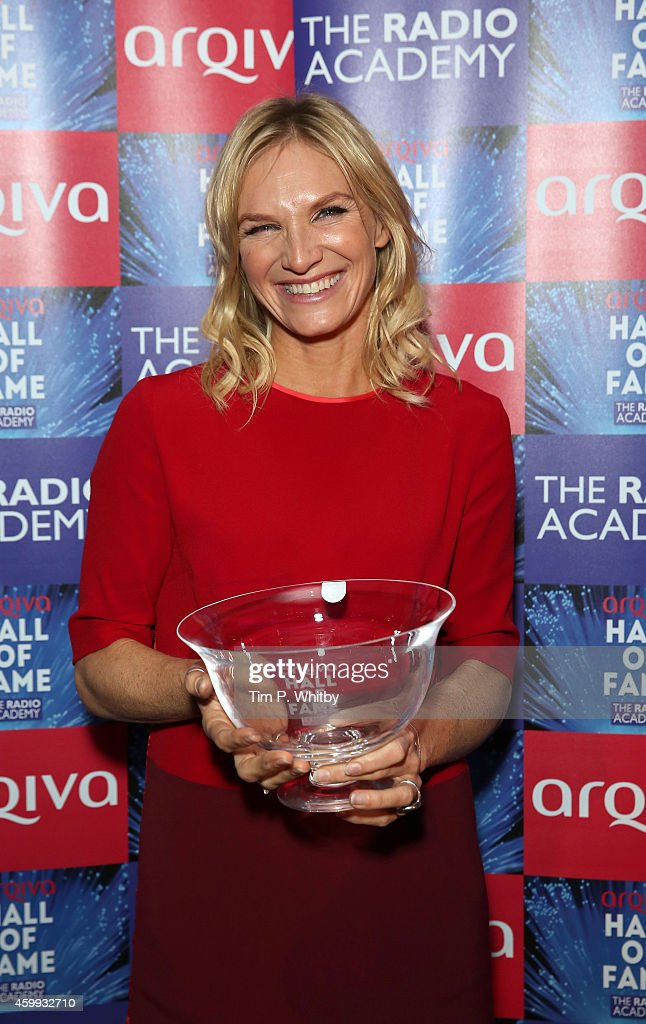 Radio Academy Arqiva Hall Of Fame - Inductees