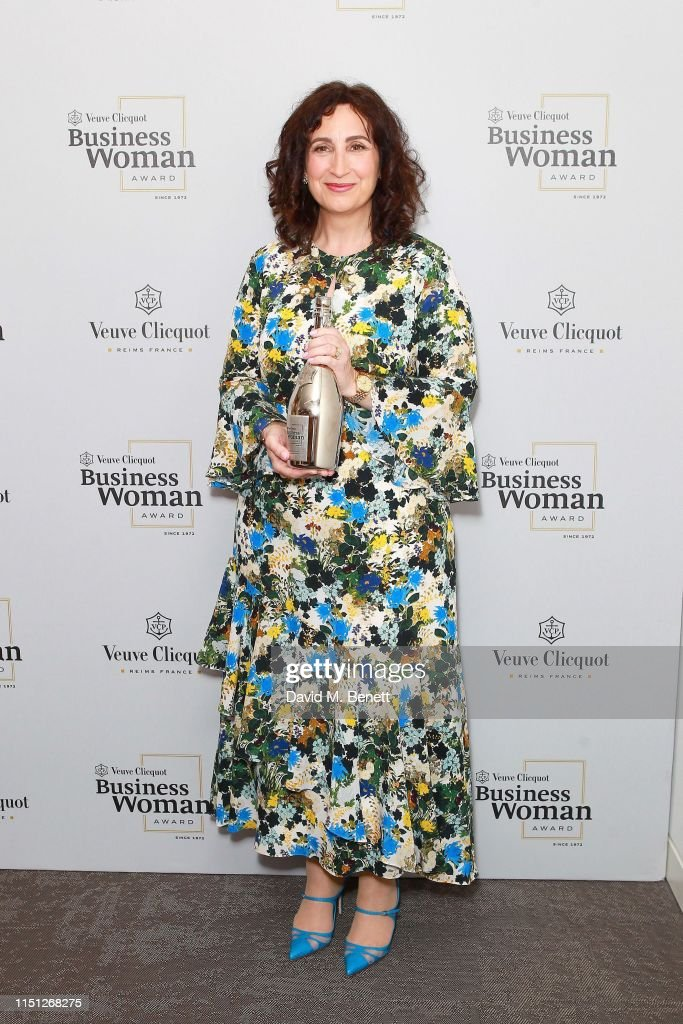 GBR: The Veuve Clicquot 2019 Business Woman Award
