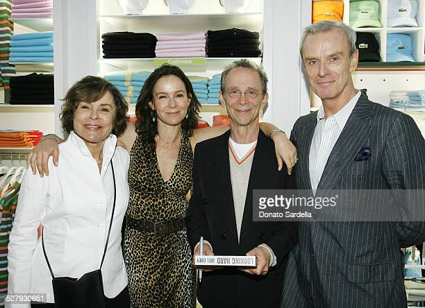 Jo Wilder, Jennifer Grey, Joel Grey and Paul Fortune