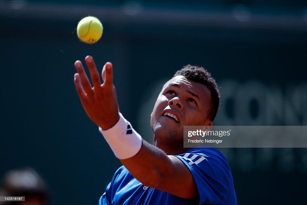 Quarts De Finale Coupe Davis : Nieuwsfoto's