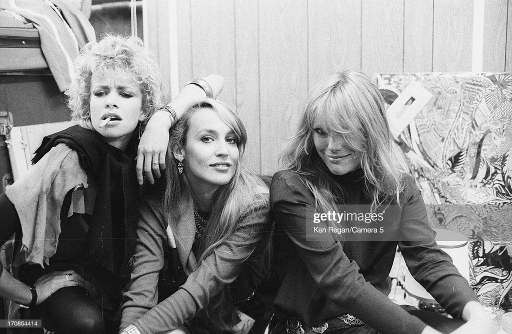 The Rolling Stones, Ken Regan Archive, Backstage 1980's