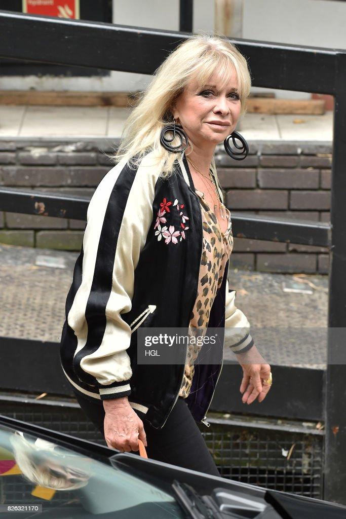 London Celebrity Sightings -  August 04, 2017