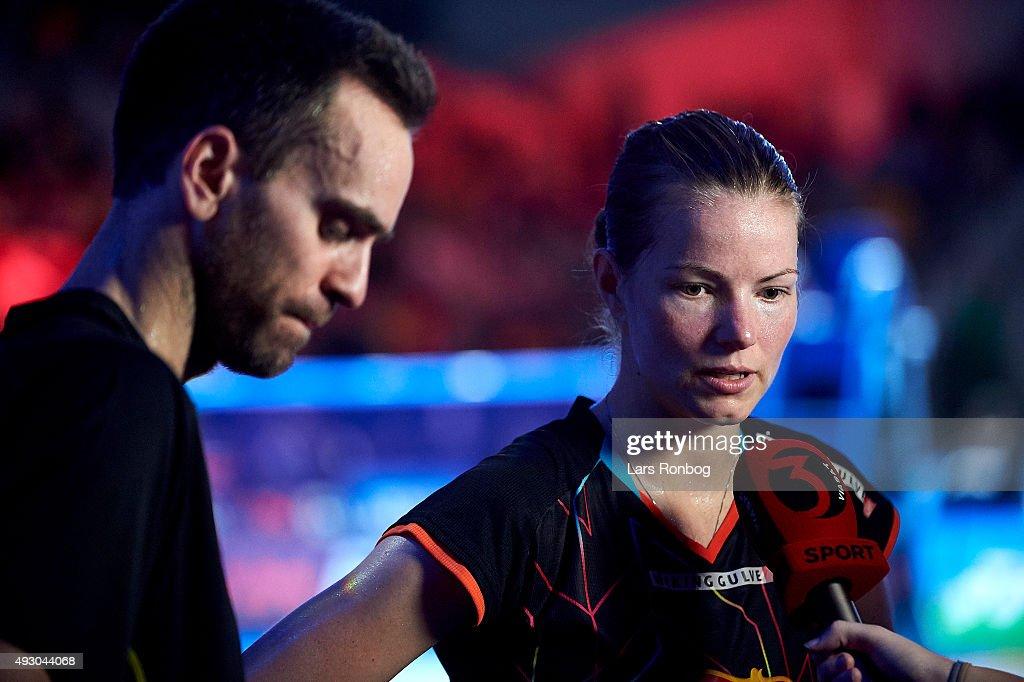 Yonex Denmark Open Badminton - Semifinals