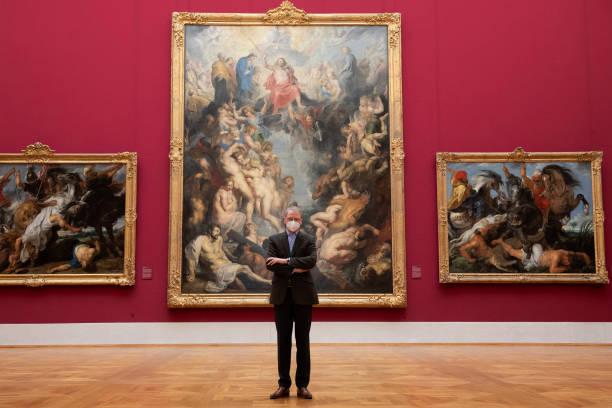 DEU: Pinakotheken In Munich Reopen After Months Of Lockdown
