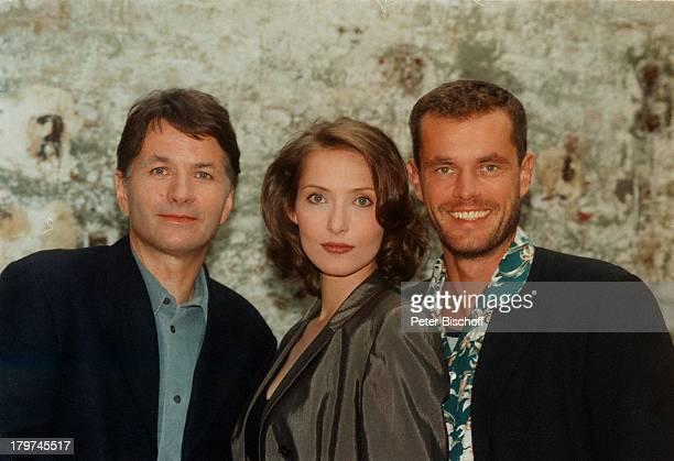 """Joachim Kretzer , Ina Rudolph,;Thomas Rühmann , ARD-Serie """"In;aller Freundschaft"""","""
