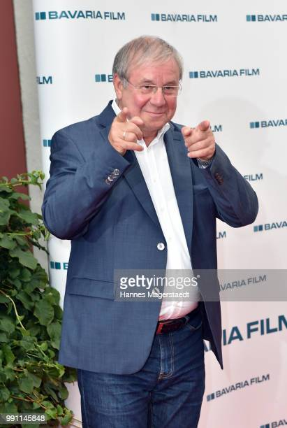 Joachim Krol during the Bavaria Film reception during the Munich Film Festival 2018 at Kuenstlerhaus am Lenbachplatz on July 3 2017 in Munich Germany