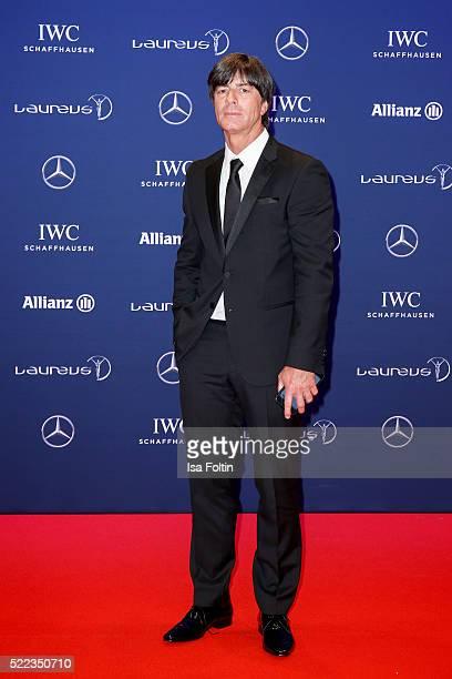 Joachim Loew attends the Laureus World Sports Awards 2016 on April 18 2016 in Berlin Germany