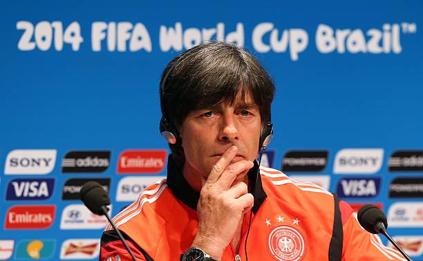 BRA: Germany Training & Press Conference - 2014 FIFA World Cup Brazil