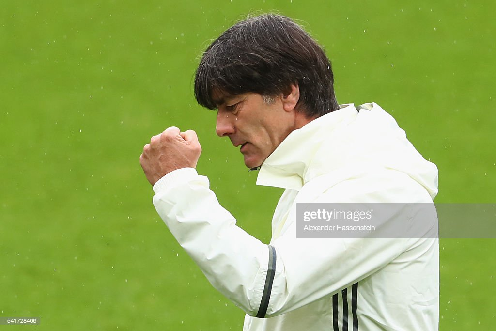 Germany - Training Session