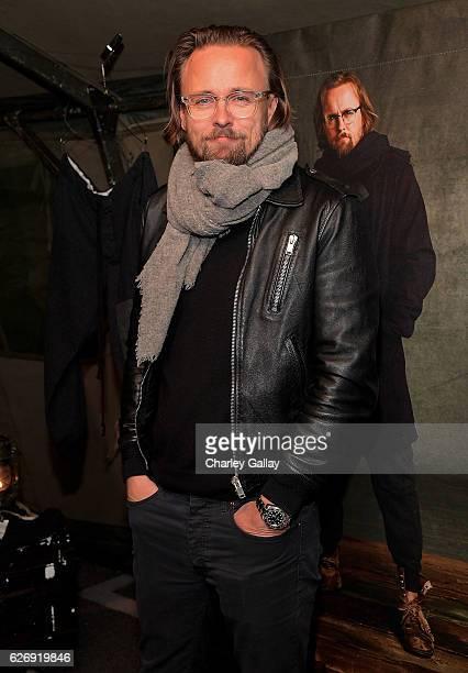 Joachim Ronning attends the Greg Lauren For Banana Republic Event at Greg Lauren Studio on November 30 2016 in Los Angeles California