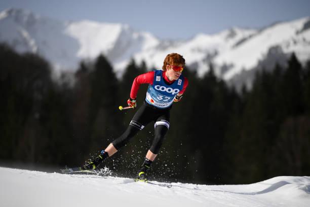 DEU: FIS Nordic World Ski Championships Oberstdorf - Men's Cross Country 10 km F