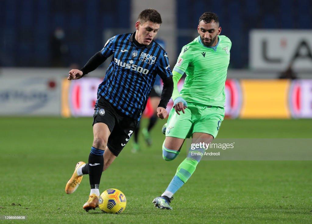 Atalanta BC v SS Lazio- Coppa Italia : News Photo