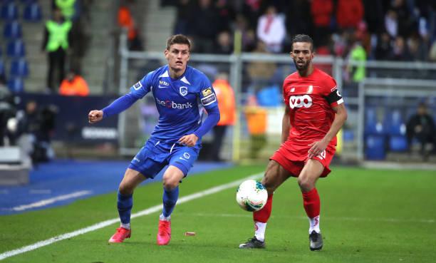 KRC Genk v Standard Liege - Jupiler Pro League