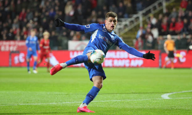 Royal Antwerp FC v KRC Genk - Jupiler Pro League