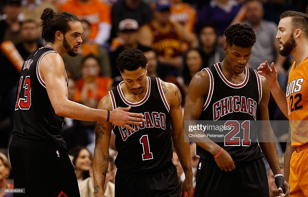 4b79b030c7e0 Chicago Bulls v Phoenix Suns   News Photo