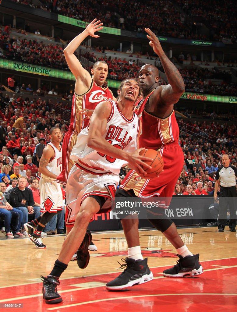 Cleveland Cavaliers v Chicago Bulls, Game 4 : News Photo