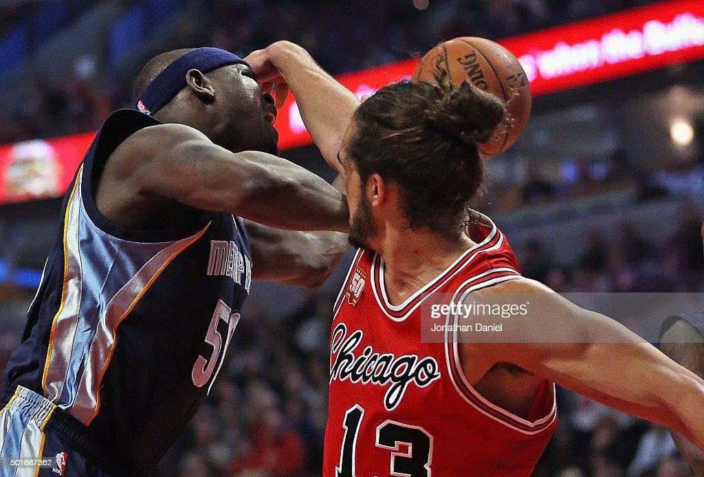 Memphis Grizzlies v Chicago Bulls : News Photo