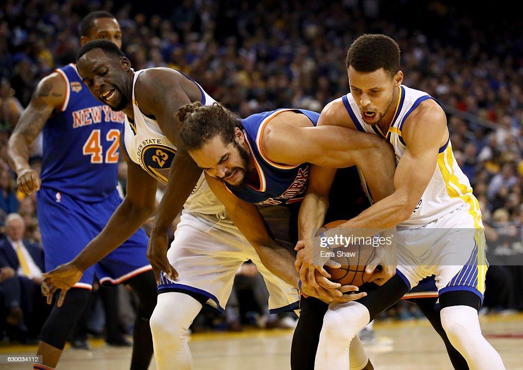 New York Knicks v Golden State Warriors : News Photo