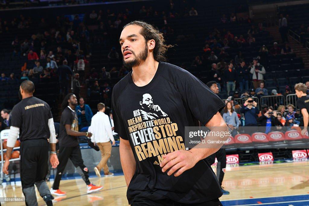 Atlanta Hawks v New York Knicks : News Photo