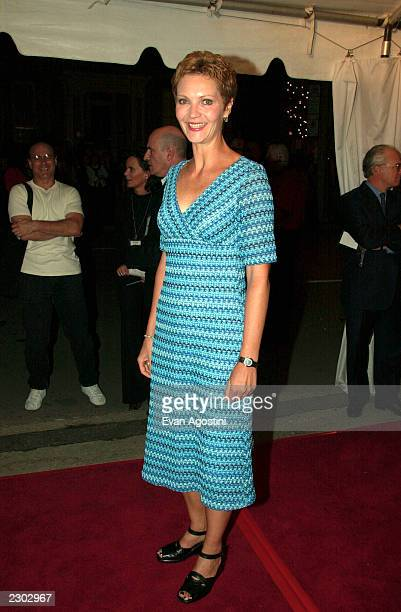 Joan Allen at the premiere of Almost Famous at the 25th Toronto International Film Festival on 9/8/00 Photo by Evan Agostini/ImageDirect