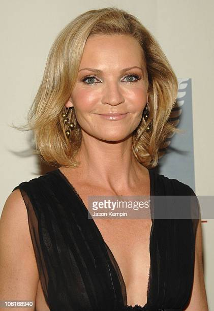 Joan Allen attends the 3rd Annual Quill Awards at Fredrick P Rose Hall on October 22 2007 in New York City