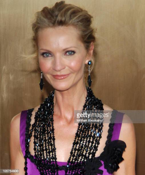 Joan Allen during 59th Annual Tony Awards Arrivals at Radio City Music Hall in New York City New York United States