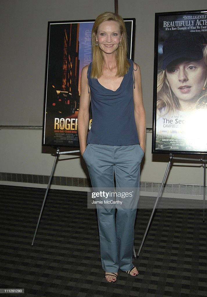 Joan Allen during 5th Annual Young Friends of Film Honors