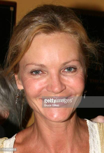 Joan Allen during 60th Annual Tony Awards Reunion Photo Luncheon June 1 2006 at Sardi's in New York City New York United States