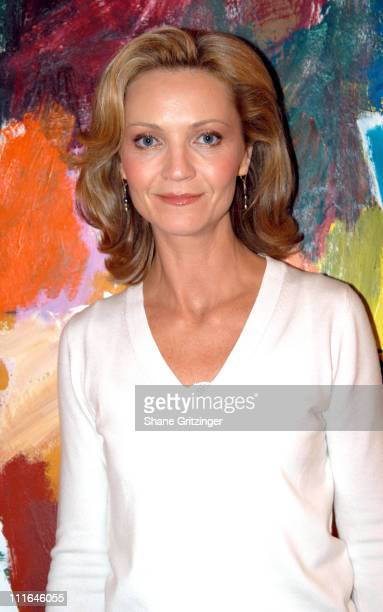 Joan Allen during The 11th Annual Hamptons International Film Festival Joan Allen Tribute and Conversations with Rising Stars at Guild Hall in...