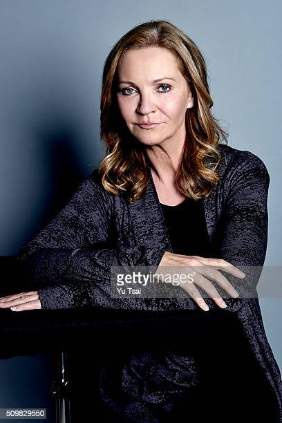 Joan Allen is photographed at the Toronto Film Festival for Variety on September 12 2015 in Toronto Ontario Published Image