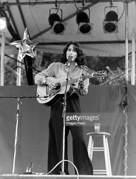 Joan Baez in concert circa 1979