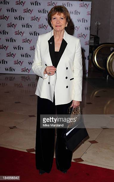 Joan Bakewell attends the Sky Women In Film And TV Awards 2011 annual ceremony celebrating the accomplishments of women working in the film and...
