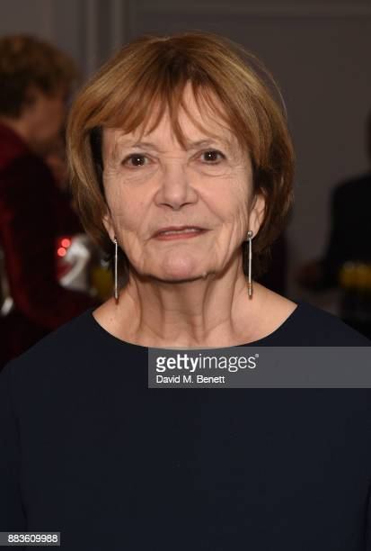 Joan Bakewell attends the 'Sky Women In Film and TV Awards' held at London Hilton on December 1 2017 in London England