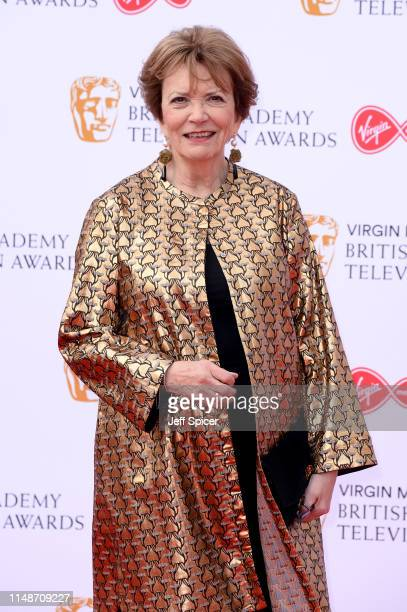 Joan Bakewell attends the Virgin Media British Academy Television Awards 2019 at The Royal Festival Hall on May 12 2019 in London England