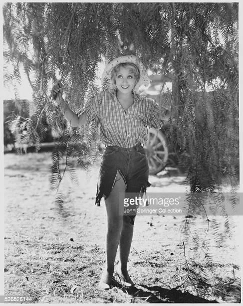 Joan Blondell in Big Business Girl