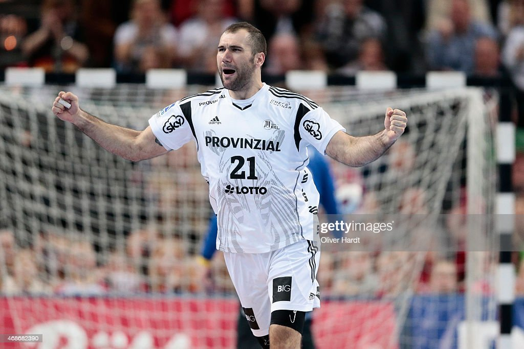 THW Kiel v Rhein Neckar Loewen - DKB HBL