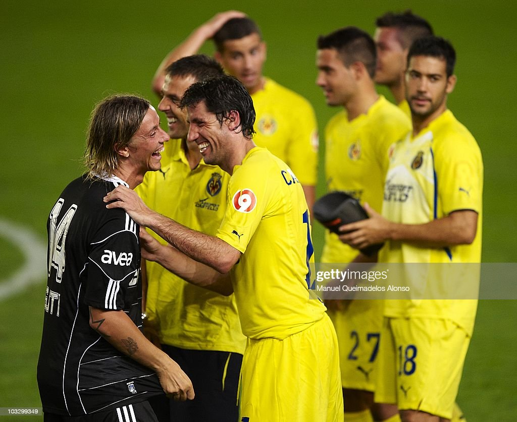 Villarreal V Besiktas