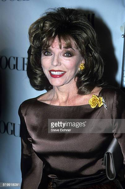 Joan Collins at screening of 'Moulin Rouge' New York April 17 2001