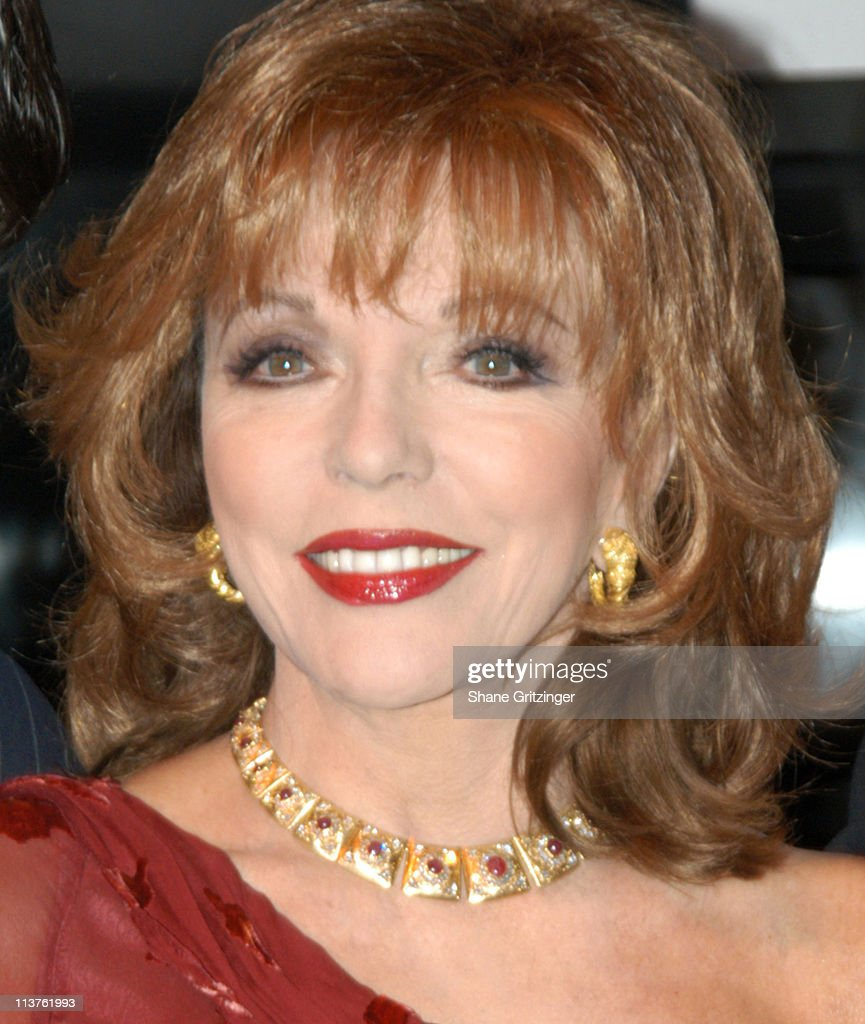 """Welcome Back to New York, Joan Collins"" Cocktail Reception Hosted by Andy"