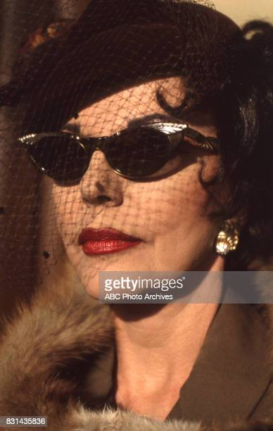 Joan Collins in 'Annie A Royal Adventure' 1995