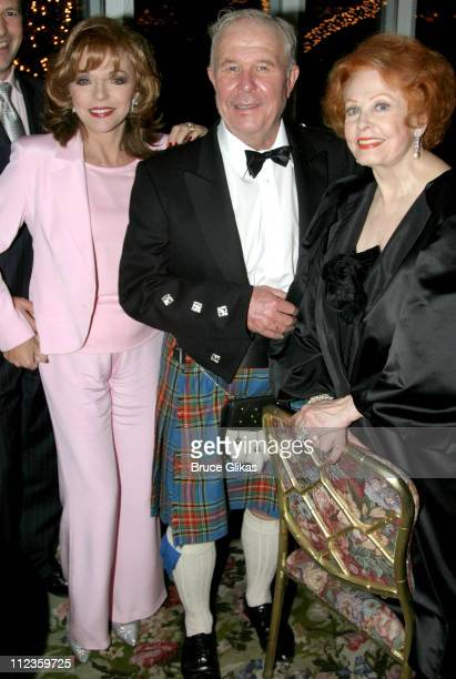 Joan Collins Ned Beatty and Arlene Dahl *Exclusive*